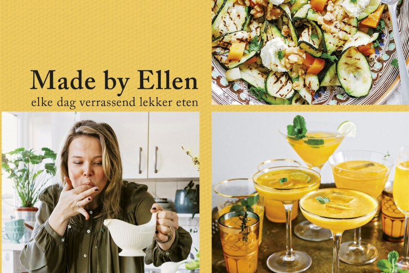 Win 2x kookboek van Ellen van Duijn