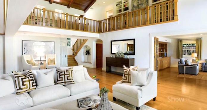 Binnenkijken bij de luxe villa van zangeres Alanis Morissette