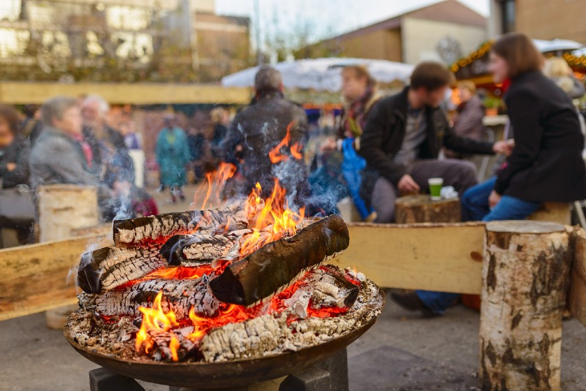 Maak alvast plannen voor een winters weekend weg in de Ardennen