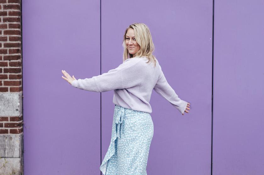 Budgetblog Jeltje: 'Nieuw jaar, nieuwe kleurrijke garderobe ónder de veertig euro'