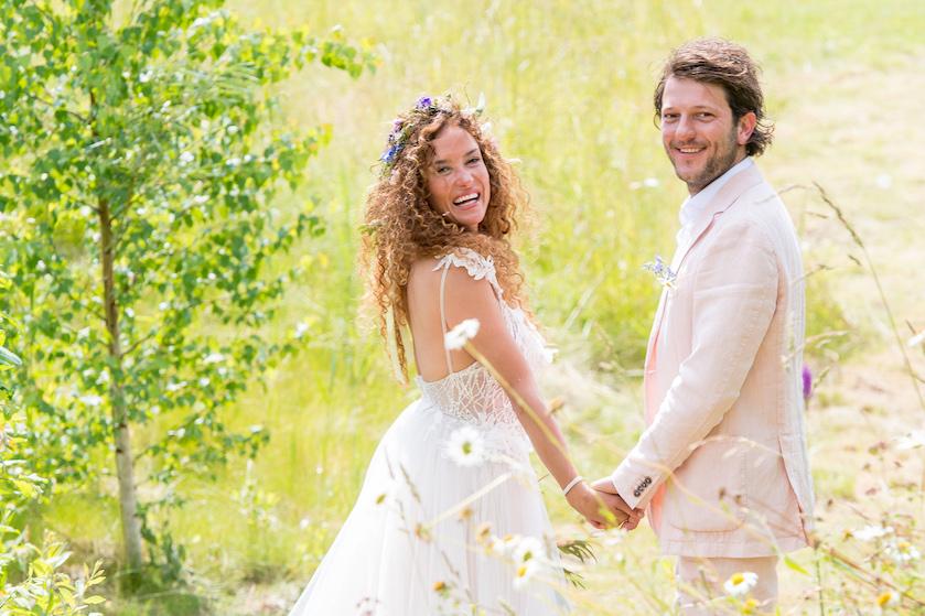 Katja en Freek niet voor de wet getrouwd: 'Maar maakt dat het minder echt?'