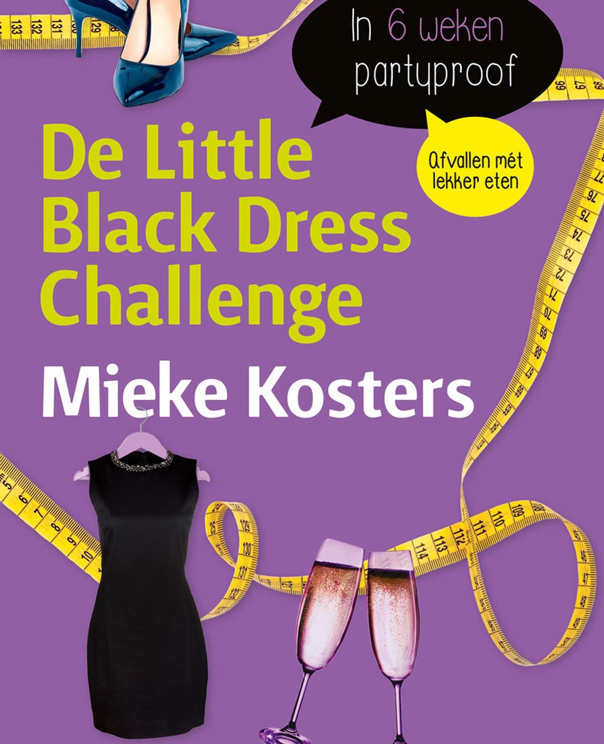 Win: 'De Little Black Dress Challenge' van Mieke Kosters