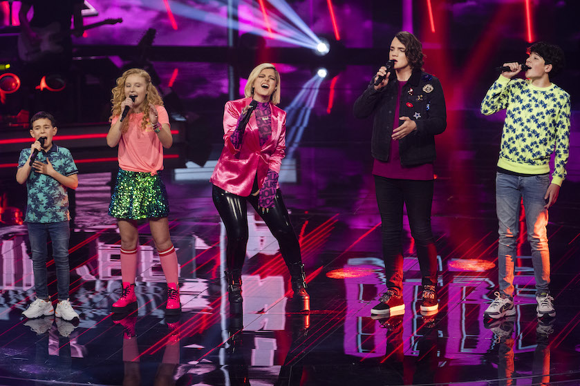 Dit is de winnaar van 'The Voice Kids'