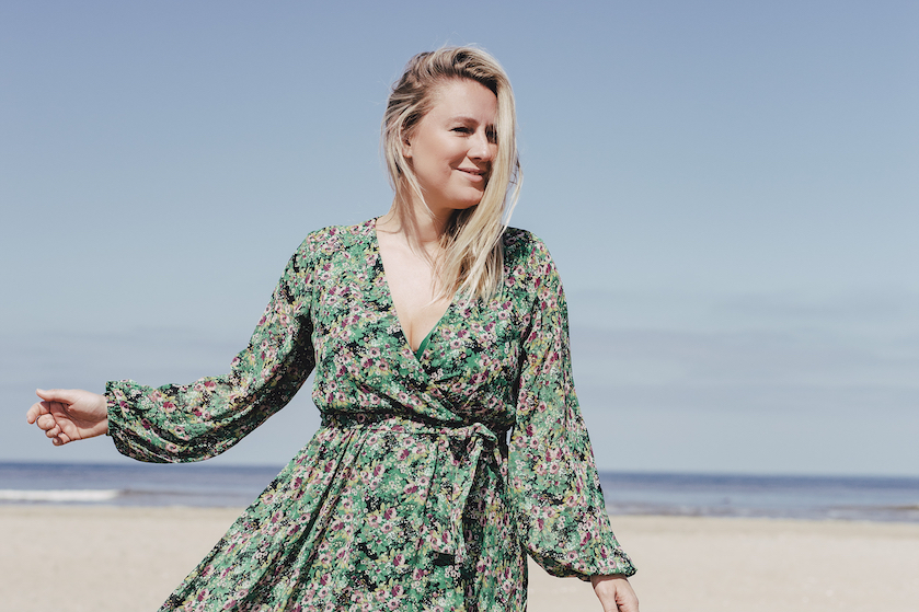 Budgetblog Jeltje: 'Say yes to the maxi dress!'