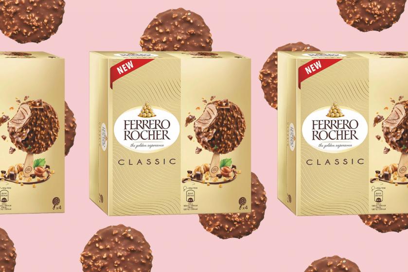 Tijd voor ijs: de Ferrero Rocher Ice Cream Sticks zijn nú verkrijgbaar