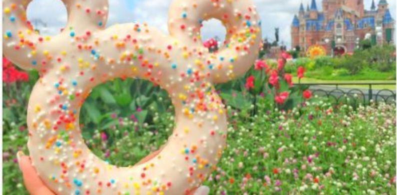 Ticket naar Disneyland please: er bestaan nu Mickey Mouse-donuts