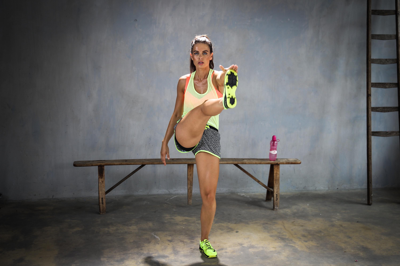 WEL strakkere benen met 3 Model Workout cardio oefeningen
