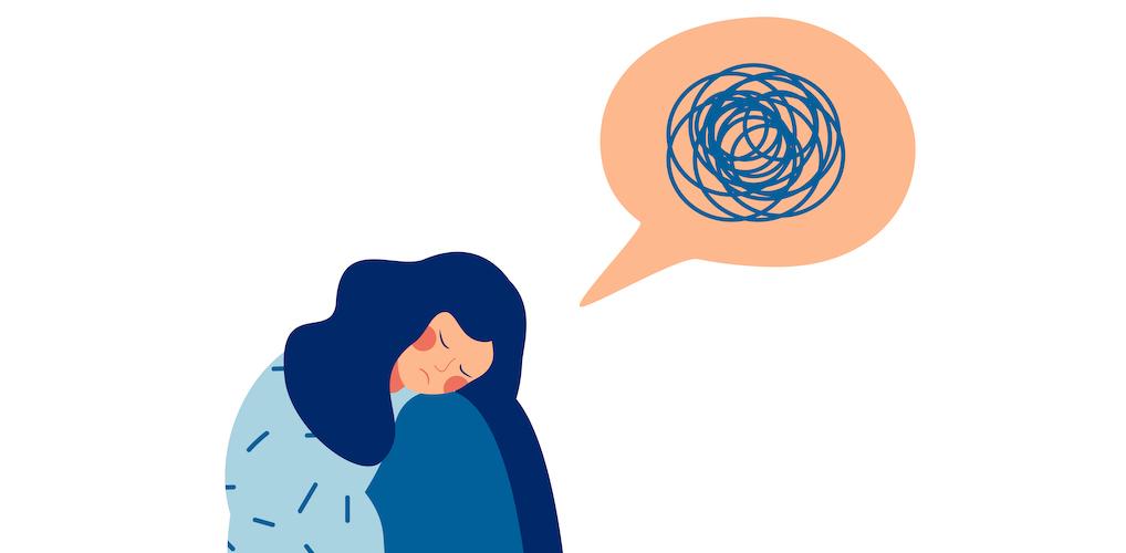 Overgevoelig voor prikkels? 'Stiekem kon ik de rust van het afgelopen jaar wel waarderen'