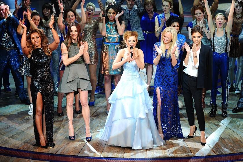 Does she Wannabe there? Spice Girls proberen Victoria Beckham over te halen voor reünie