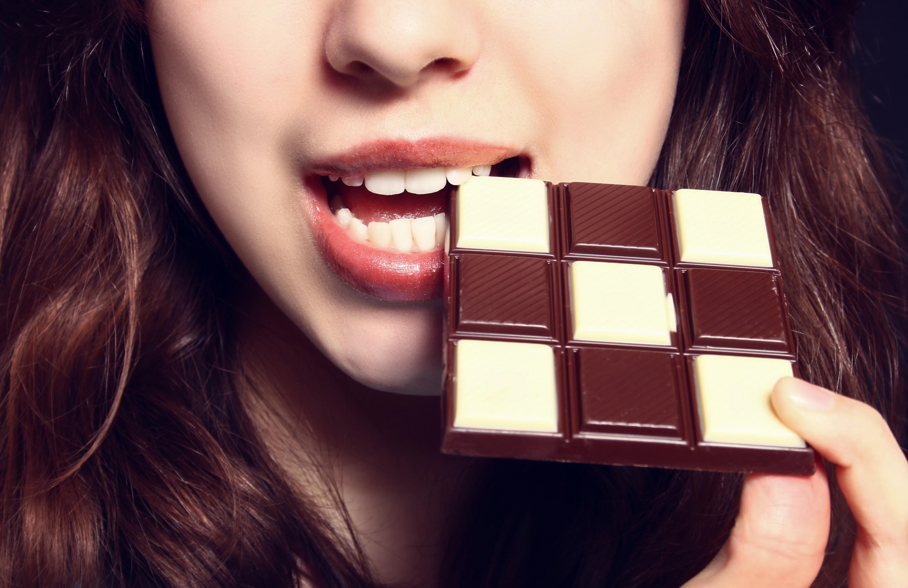 Helpt deze chocolade tegen menstruatiepijn?