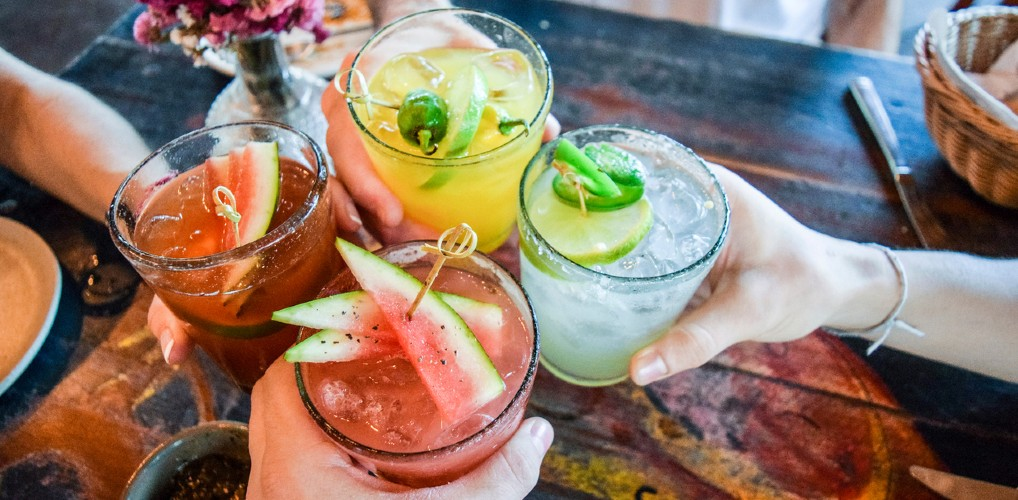 What we like: 3x cocktails aan huis