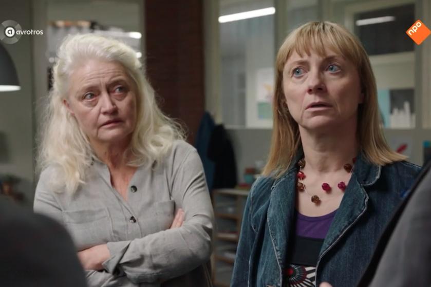 #Au: plaatsvervangende schaamte bij kijkers van 'De Luizenmoeder' door Nancy