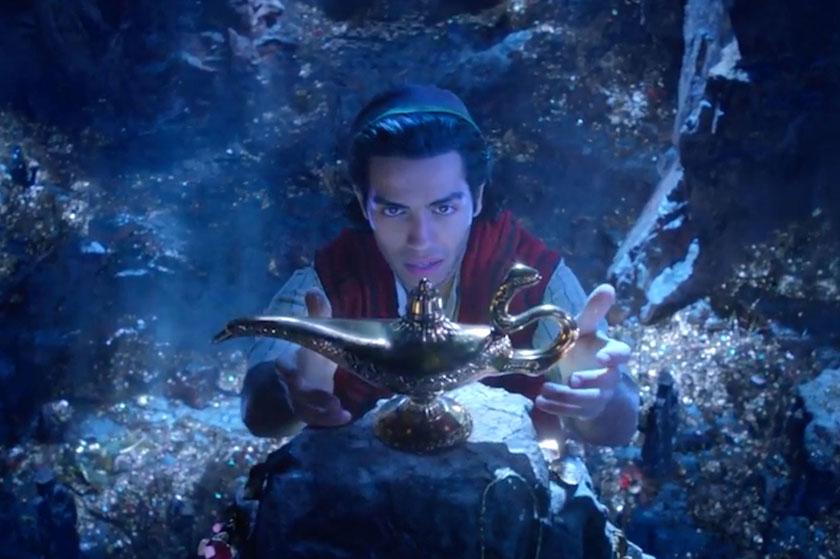 Eindelijk: de eerste trailer van 'Aladdin' is hier (mét 'onze' Marwan Kenzari!)