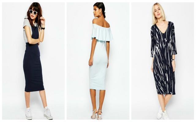 Midi-jurkjes die je moet hebben