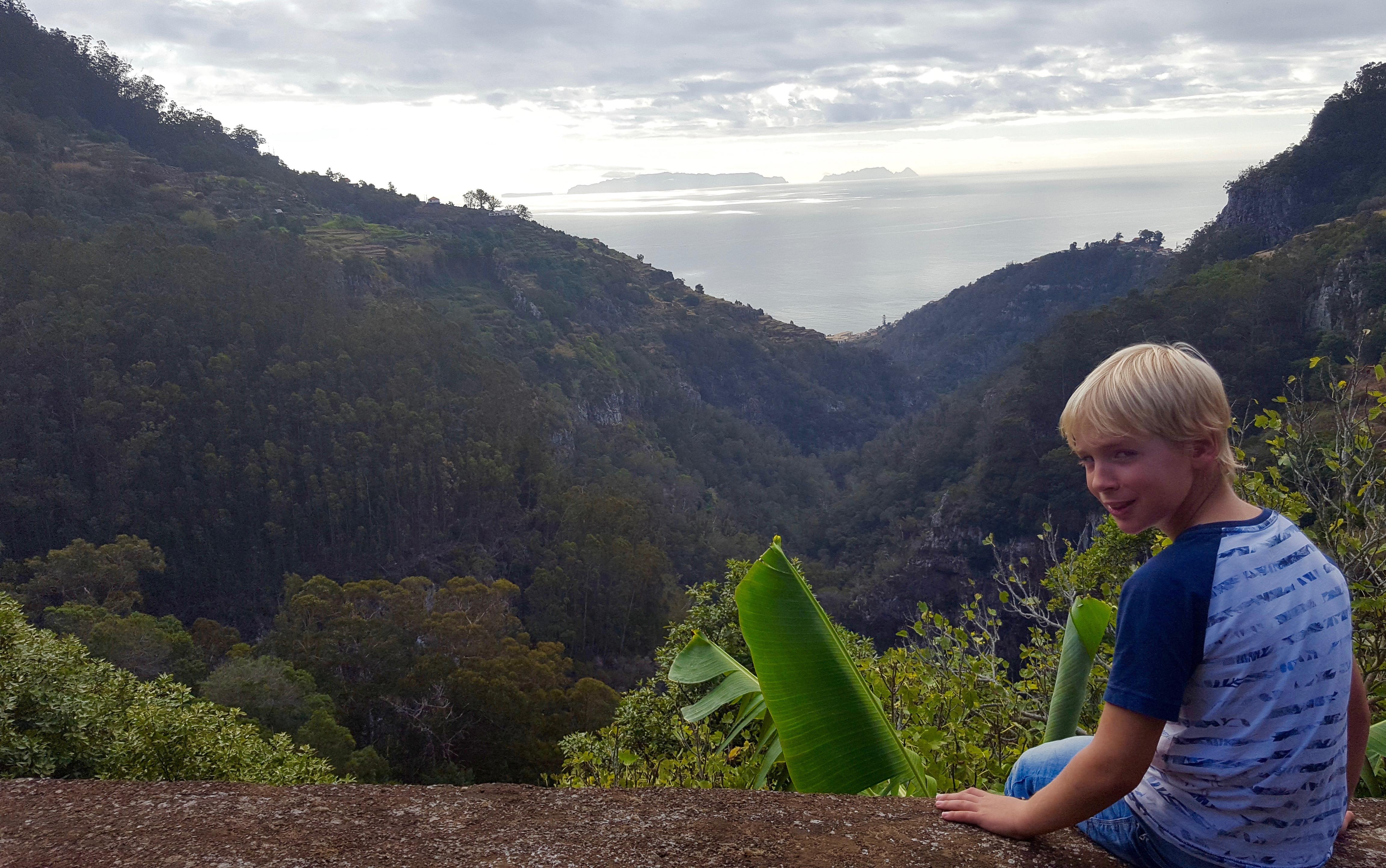 Reisverslag: Avontuurlijk Madeira
