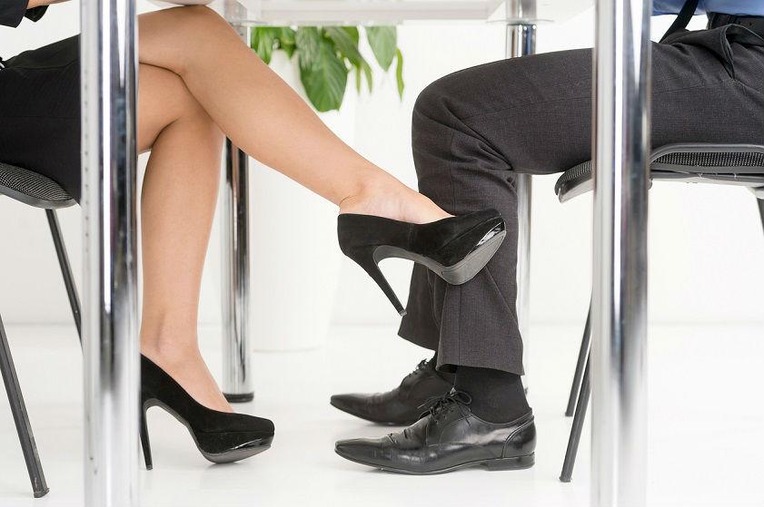 Opgebiecht: 'De spannendste seks heb ik op zakenreis'