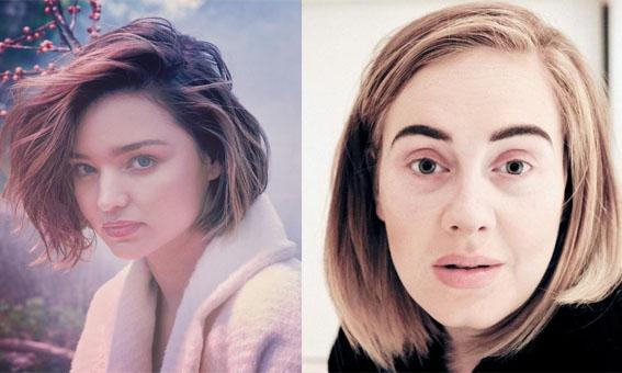WOW: Adele en Miranda Kerr praten openhartig over hun depressies