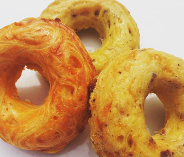 Nieuwste foodietrend: de spaghetti-donut