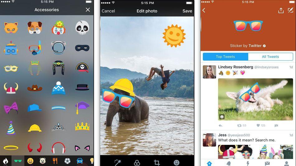 Twitter gaat Snapchat achterna!