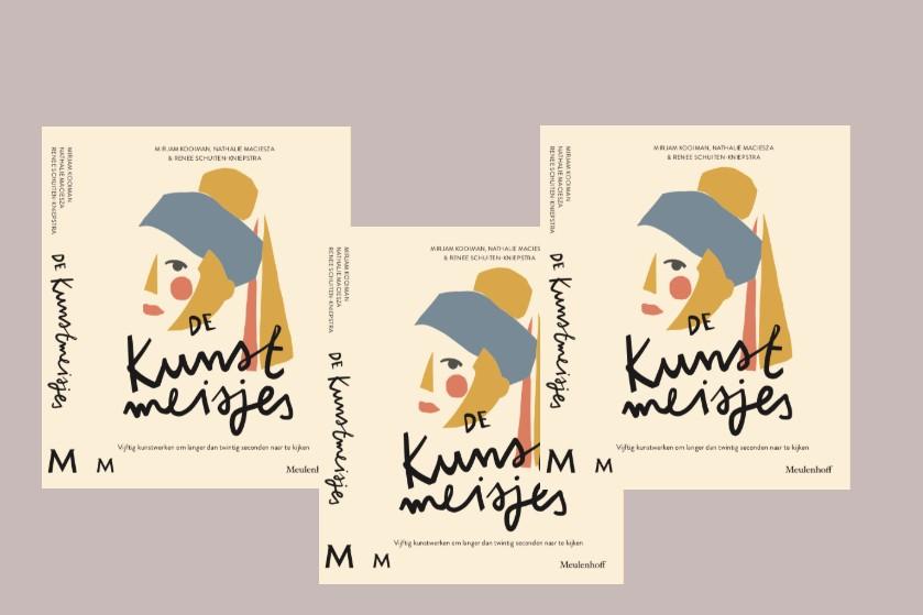 WIN: 5x het boek van de Kunstmeisjes