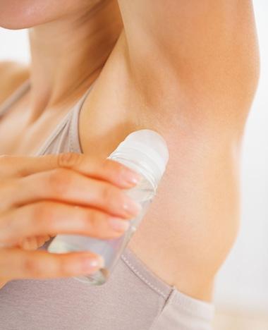 10 Plekken voor deodorant (en niet op je oksels…)