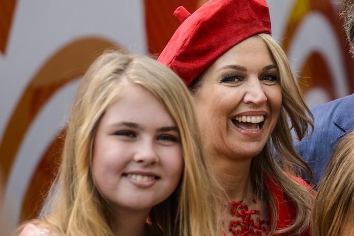Amalia's zomerjurk is regelrechte hit onder BN'ers: 'íedereen' draagt 'm
