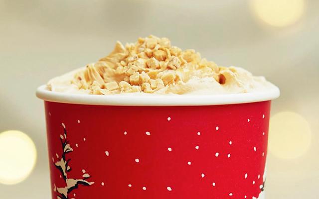 YUM: Starbucks lanceert latte die smaakt naar gebakken appeltjes