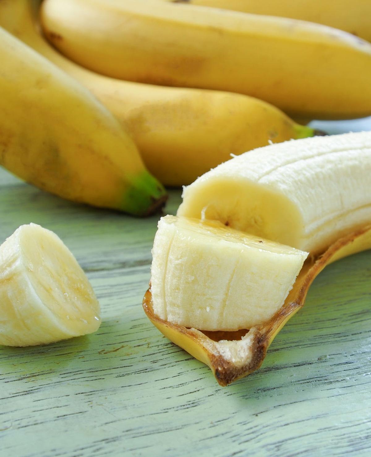Een bananenschil als superfood