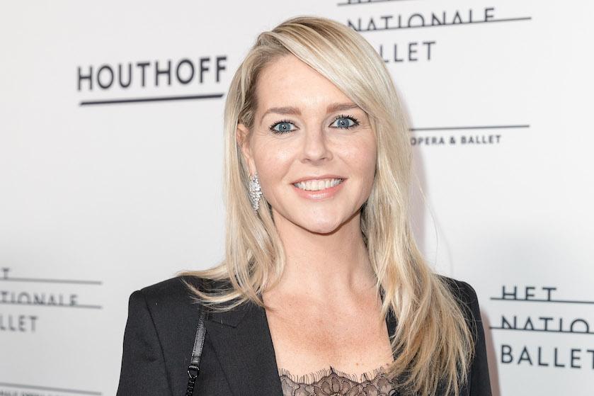 Zoon van Chantal Janzen doorbreekt fashion statement: 'Let this outfit be your Monday mood'