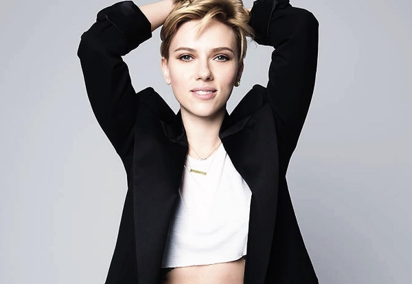 WAT?! Scarlett Johansson gelooft niet in monogamie