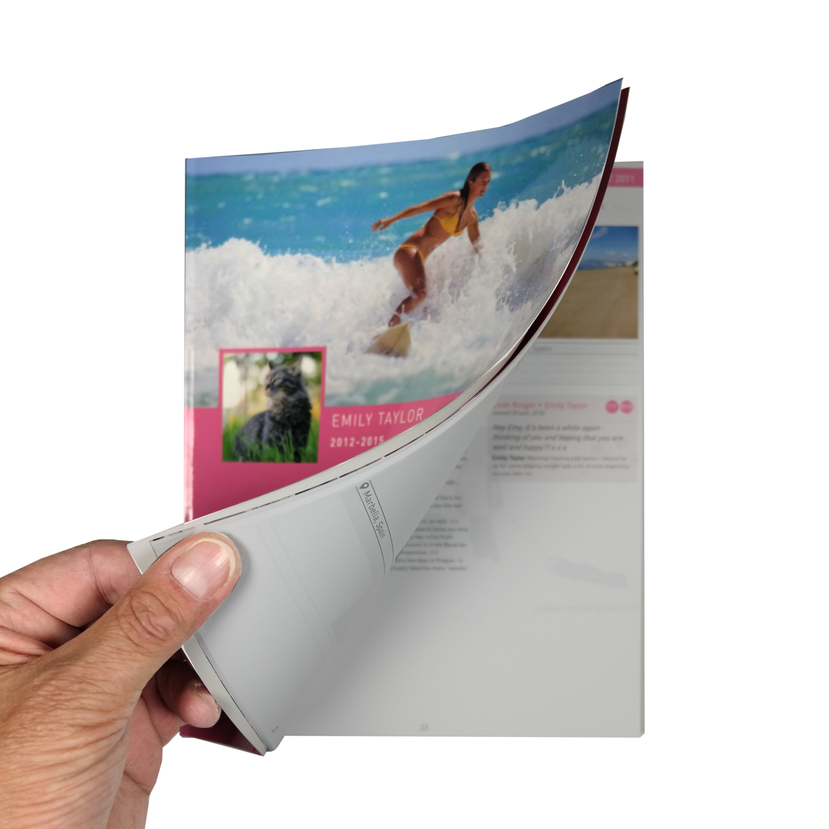 Win! Een 'Mijn Boek' fotoboek van de HEMA t.w.v. €40