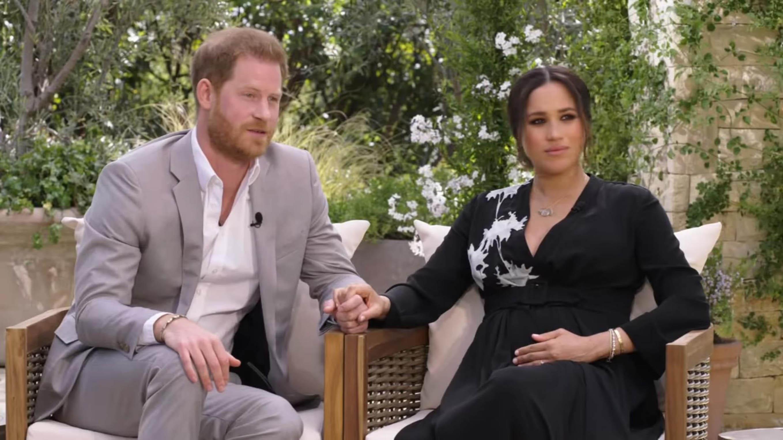 Ai: Harry en Meghan hard uitgejoeld tijdens Britse tv-show