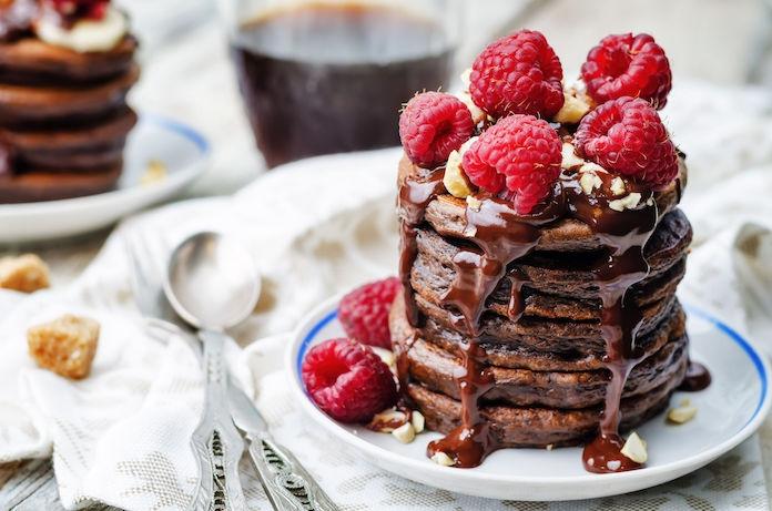 Life hack: zó maak je in een handomdraai zelf chocoladepannenkoeken