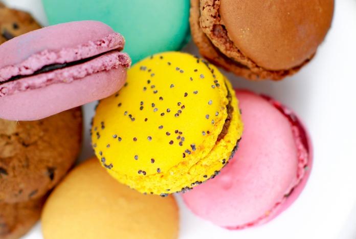 Wil je proeven: Ladurée lanceert macarons met ijs ertussen