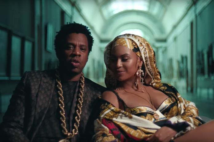 Wow: nieuwe clip van Beyoncé en Jay Z gefilmd in uitgestorven Louvre