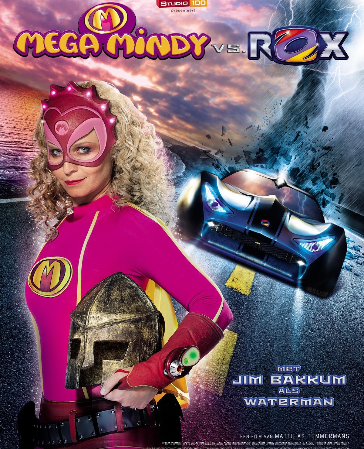 Win bioscoopkaarten voor Mega Mindy vs. Rox