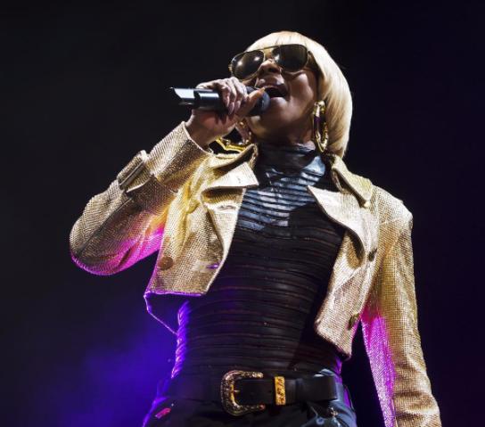 Mary J. Blige in financiele problemen na scheiding