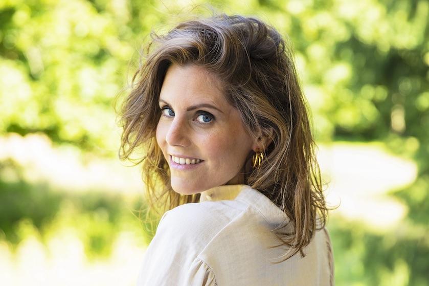 Presentatrice Maaike Timmerman: 'Als ik heel eerlijk ben, ben ik nooit tevreden'