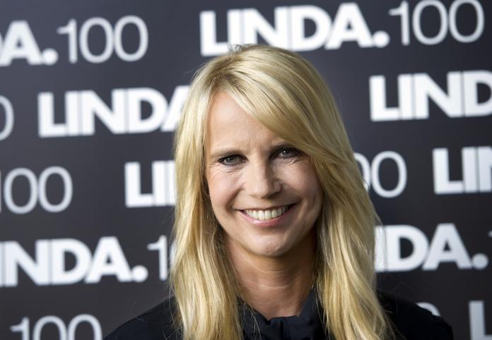 Linda de Mol sleept oeuvreprijs in de wacht