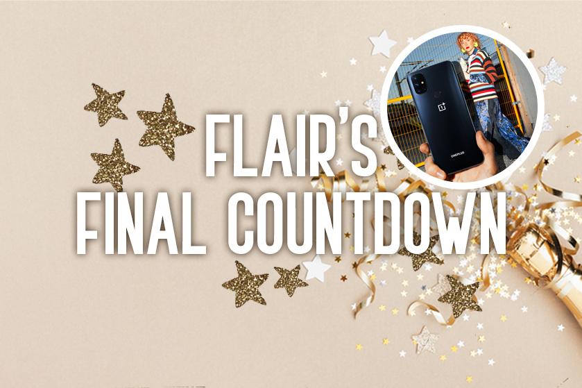 Flair's Final Countdown 2020 #3: win een toffe OnePlus Nord N10 telefoon