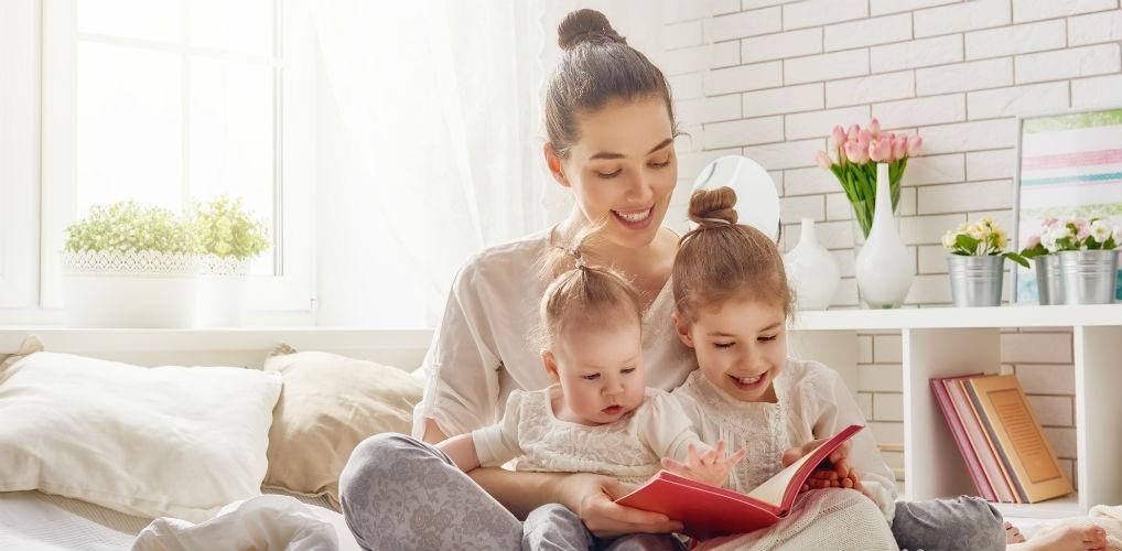 Dit is waarom moeders vaak de namen van hun kinderen door elkaar halen