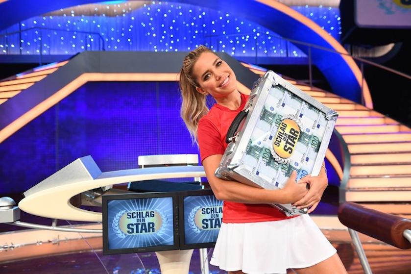 Opmerkelijk: Sylvie Meis wint ton na 5 uur lange strijd tegen vriendin Lilly Becker in Duitse spelshow