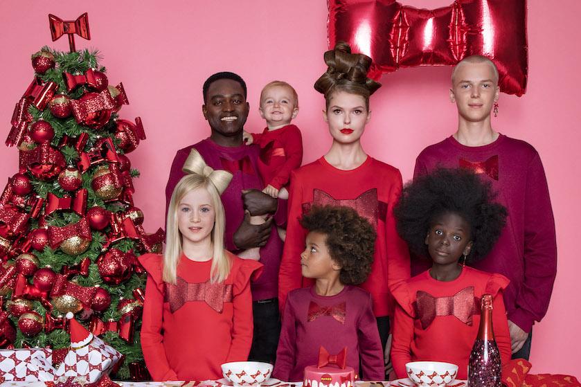 Van truien tot servies: HEMA lanceert feestelijke kerstcollectie met Viktor&Rolf