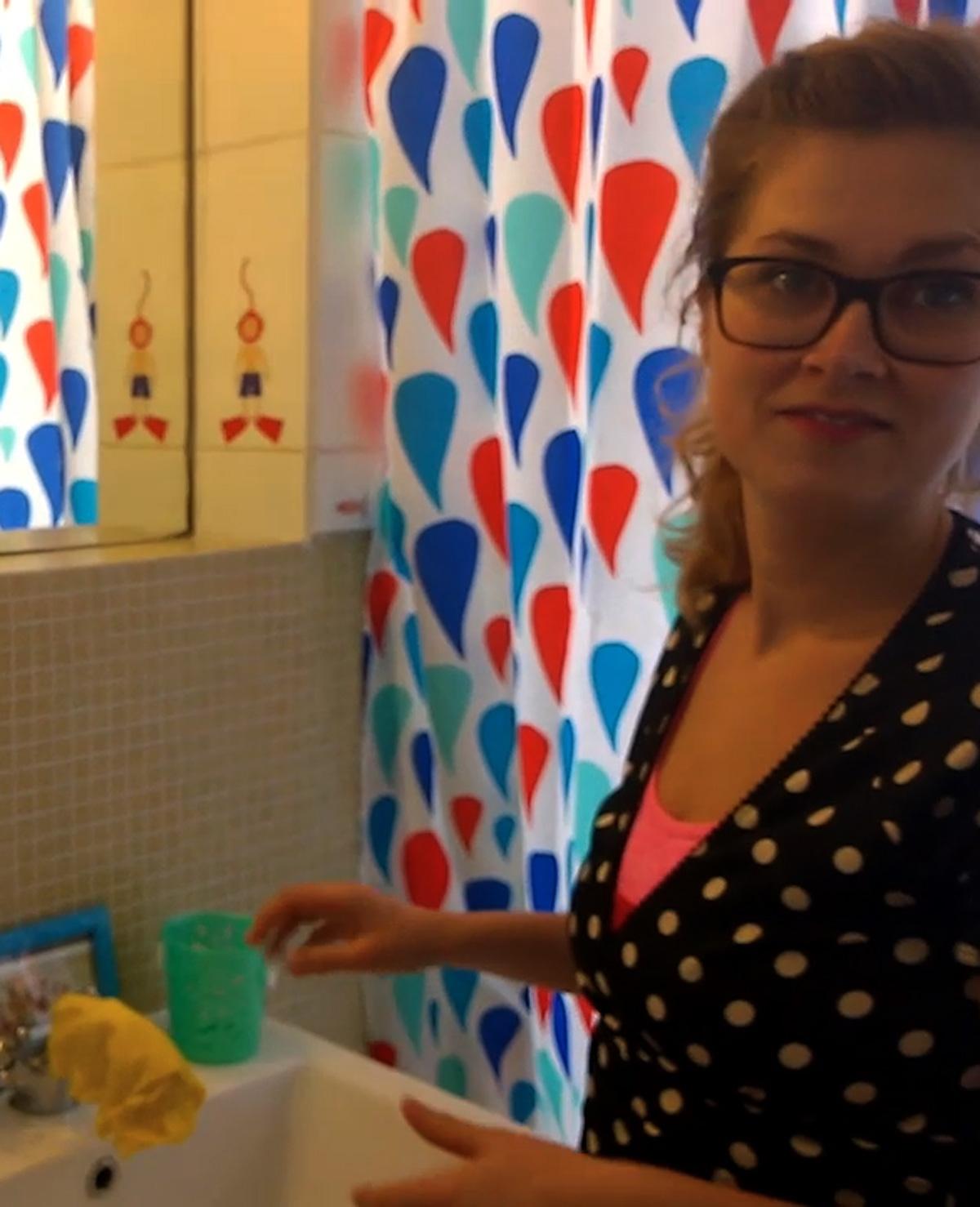 Video Sue: Kraan ontkalken