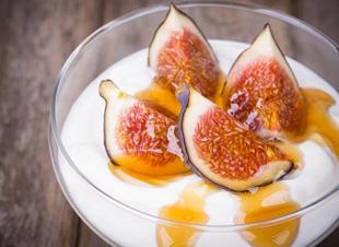 Recept: Griekse yoghurt met vijgen