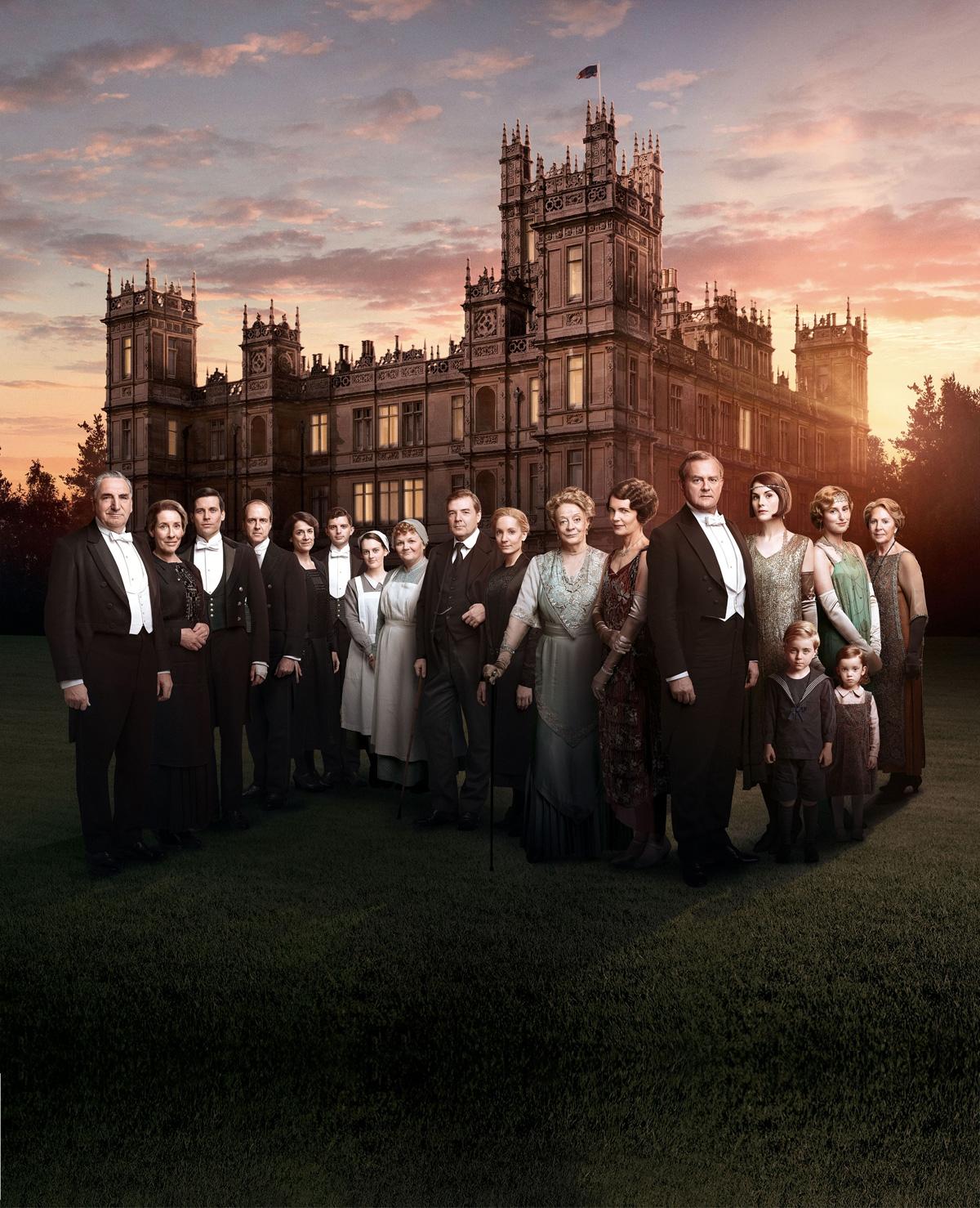Win: Het zesde en laatste seizoen van Downton Abbey
