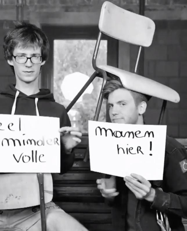 Belgische jongen maakt video voor zijn vriendin Celine