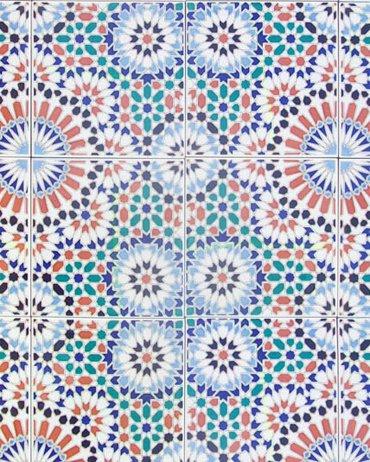 DIY Marokkaanse tegels