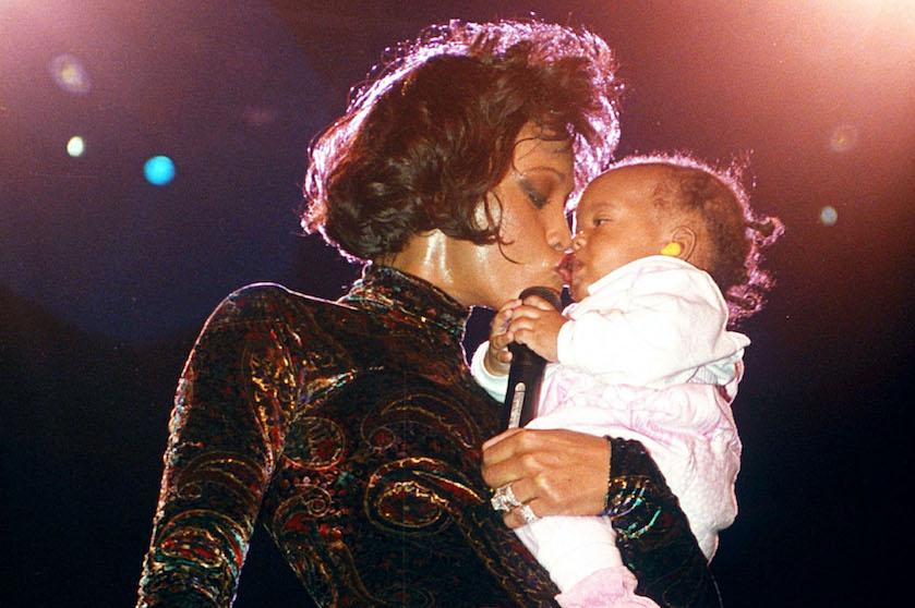 Dochter Whitney Houston zou 26 zijn geworden: 5x hun mooiste momenten samen