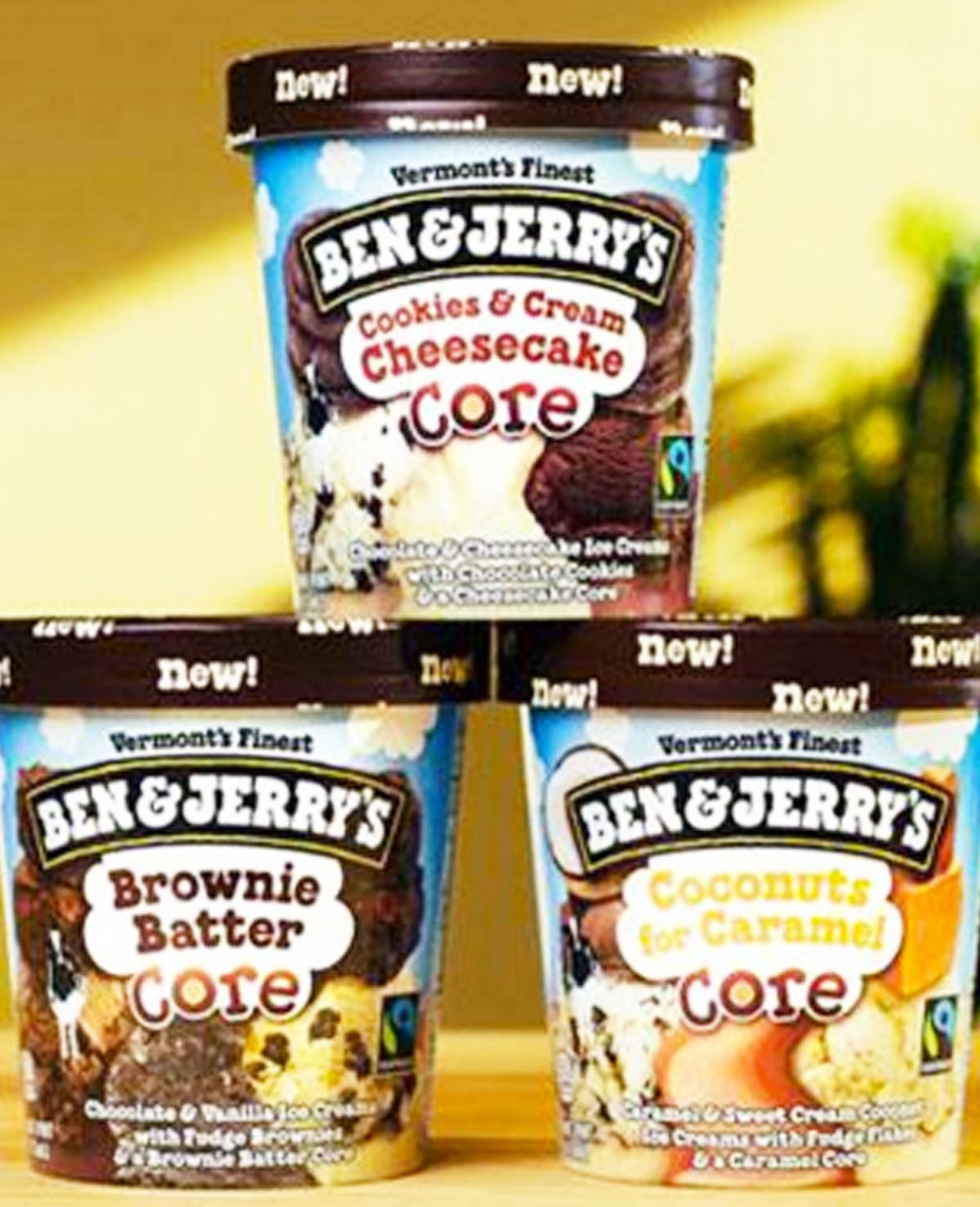 YES: Ben & Jerry's brengt 3 nieuwe smaken op de markt!